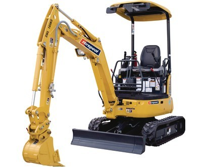 Excavator Towable Standard Tail Swing 1.8 Tonne