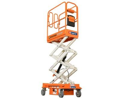 Mast Lift Manual 3.5 to 4.2m